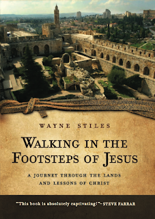 Walking+in+the+Footsteps+of+Jesus+Cover Devotional Books to Follow an Israel Trip