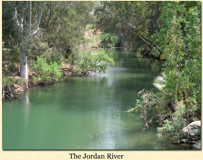 Picture+1 Election Day . . . and the Jordan River