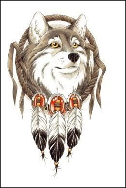 Lipby Blogs Apache Dog Tattoo Design