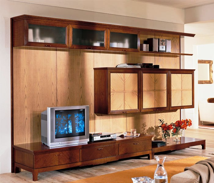 Furnitures Collection Large And Simple Tv Rack