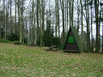 Drvena kućica na Činovničkoj livadi