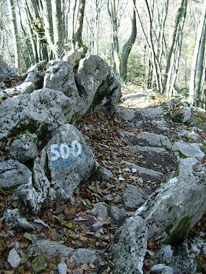 Početak Horvatovih 500 stuba
