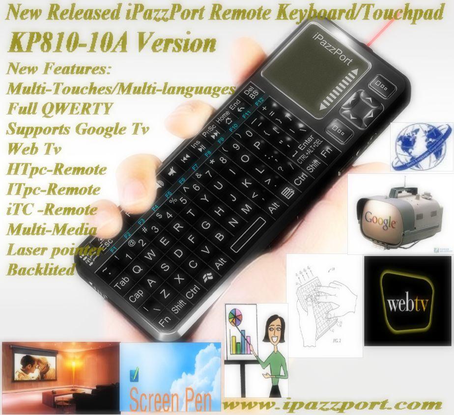 Miniwireless-keyboard-ipazzport: iPazzPort USA just ...