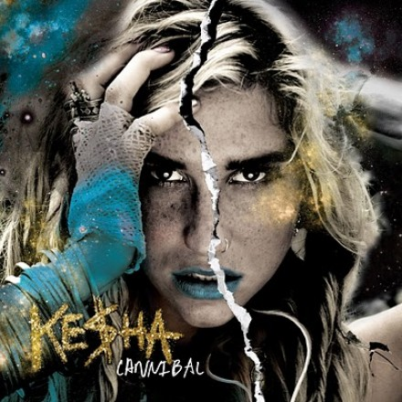 Cannibal ~ Ke$ha. Album cover