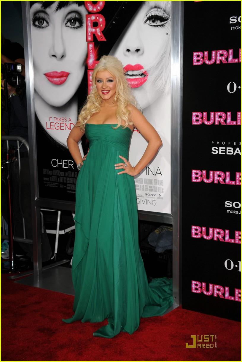 Burlesque Christina Aguilera & Cher WallpapersWide  - christina aguilera in burlesque wallpapers