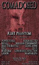 RUST PHANTOM CDEP LAUNCH