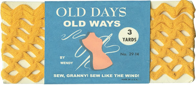 Old Days - Old Ways