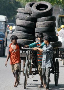 essay child labour in india