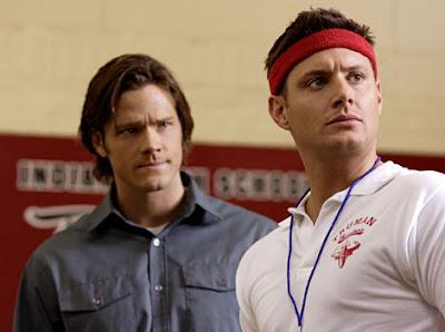Sam et Dean dans tout leurs états - Page 4 413+Sam+Dean+Back+at+School