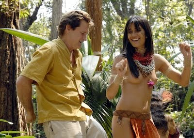 Rio Sex Comedy is kind of like a Woody Allen comedy, ri