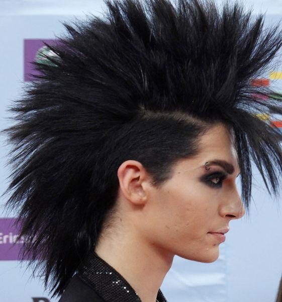 Bill kaulitz 2009 hair