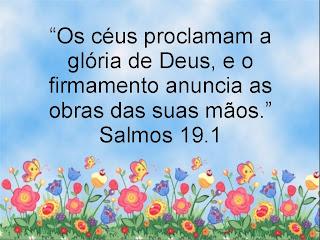 Vers  Culo Salmos 19 1