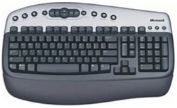 Microsoft Wireless Keyboard 1.0A
