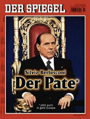 Der Spiegel - Berlusconi