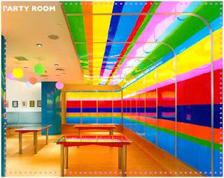 Googleplex  Room Settings