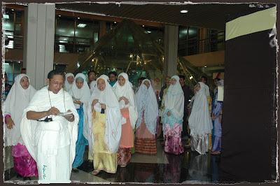 foto Jadual Kursus Intensif Haji TH Bagi Tahun 2012 (MH 1433H)