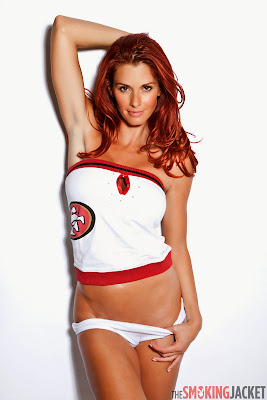 Jaime Edmondson NFL HOT 2010.