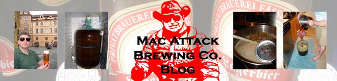 Homebrewing with MacAttack Brewing Co.