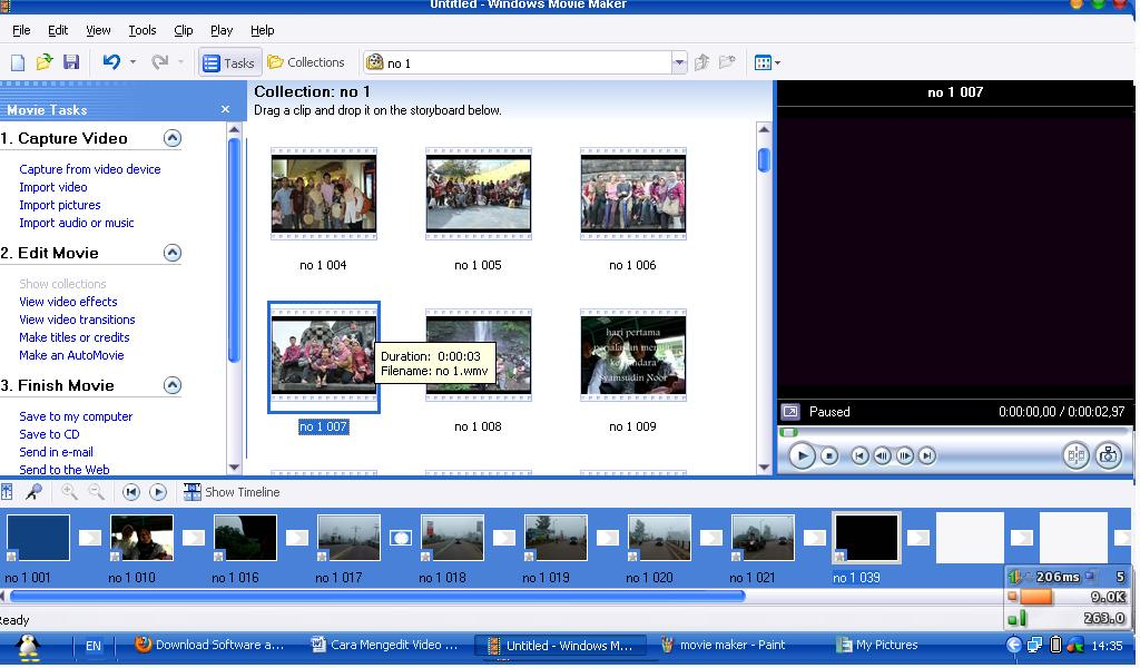 cara  crack windows movie maker