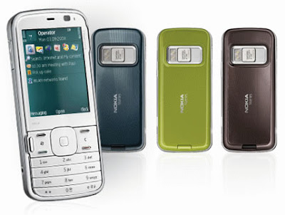 Feature of Nokia E79