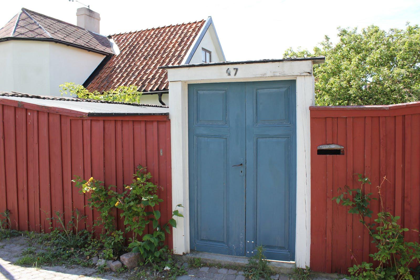 Trädgård plank trädgård : Fägring och mylla och allt trädgÃ¥rdens goda: Visby
