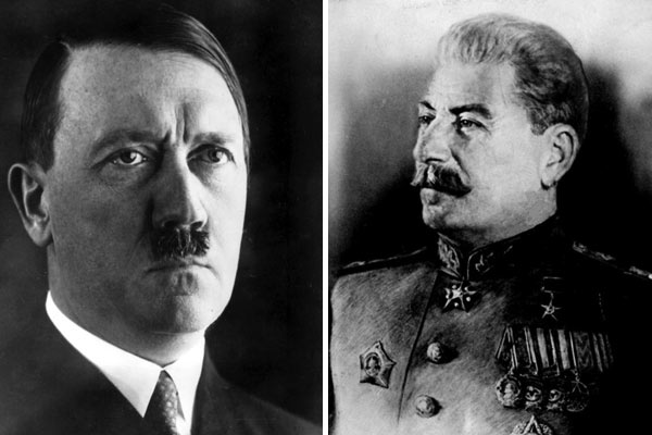 the common aspect between adolf hitler and joseph stalin Adolf hitler vs joseph stalin similarities and differences by cristopher lopez april 1, 2014 period 4 703 between the fires social conditions economic.