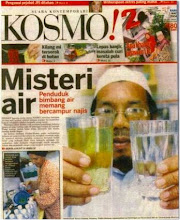 SUMBER AIR MINUMAN