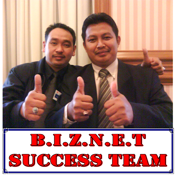 B.I.Z.N.E.T.  SUCCESS  TEAM