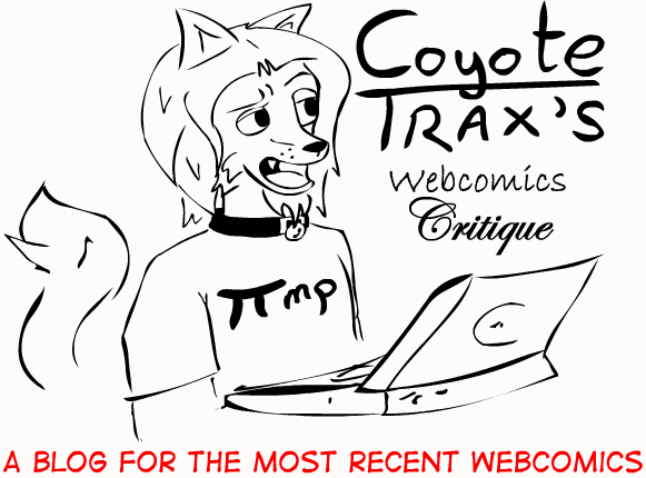 Coyote Trax's WebComics Critique