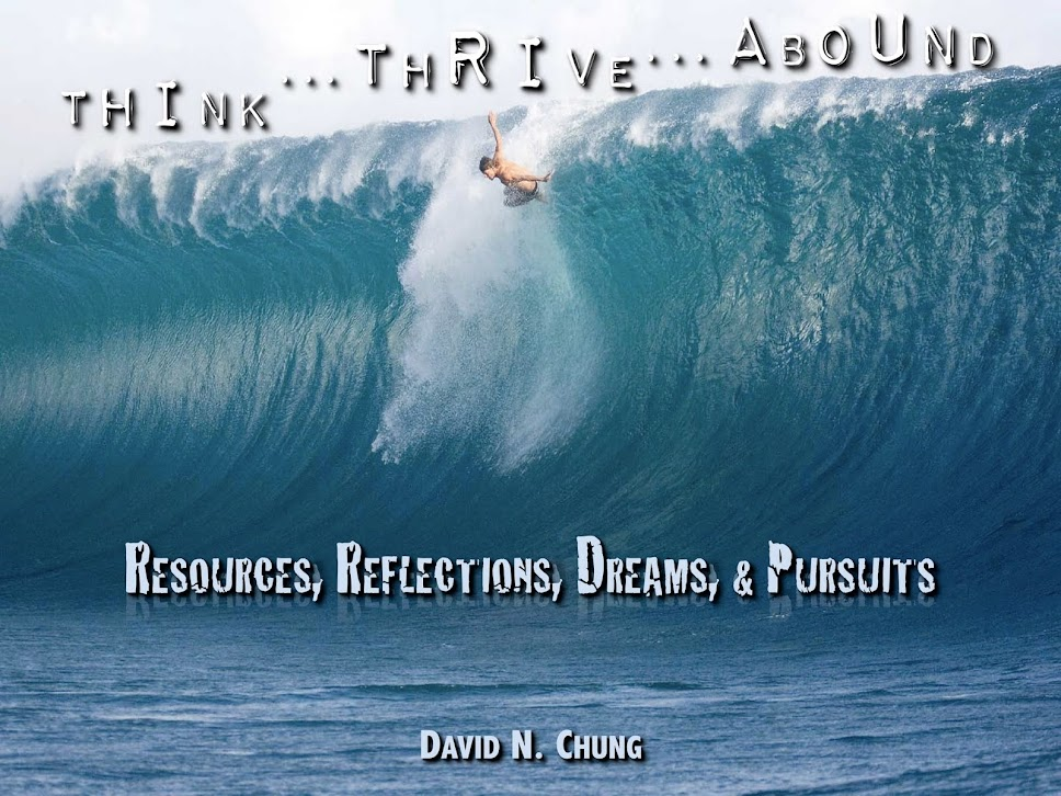 tHink...thRive...abOUnd