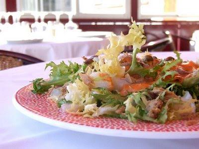Men light ensalada con carne bajas calor as - Ensaladas con pocas calorias ...