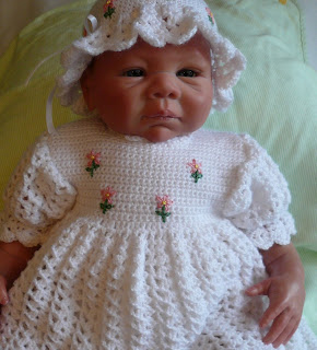 Wollyonline Blog: Free Baby Born® Doll Clothes Pattern in