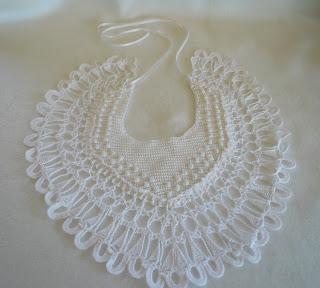 BIB COTTON CROCHET PATTERN | Crochet Patterns