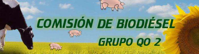 Comisión de Biodiesel  ·  Grupo 2