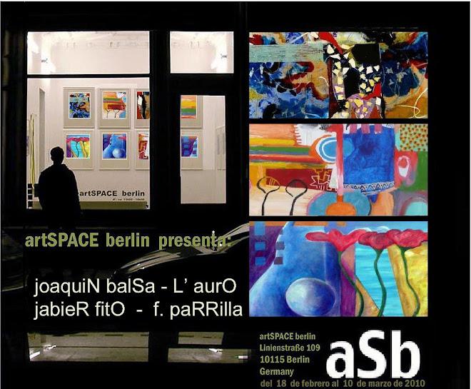 La caravana de colores en Berlín