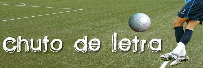 CHUTO DE LETRA