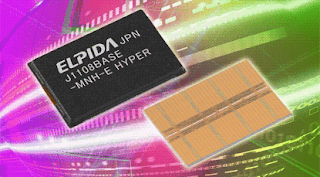 Elpida DRAM Elpida develops 50nm DDR3 with Ultra Low Power Consumption