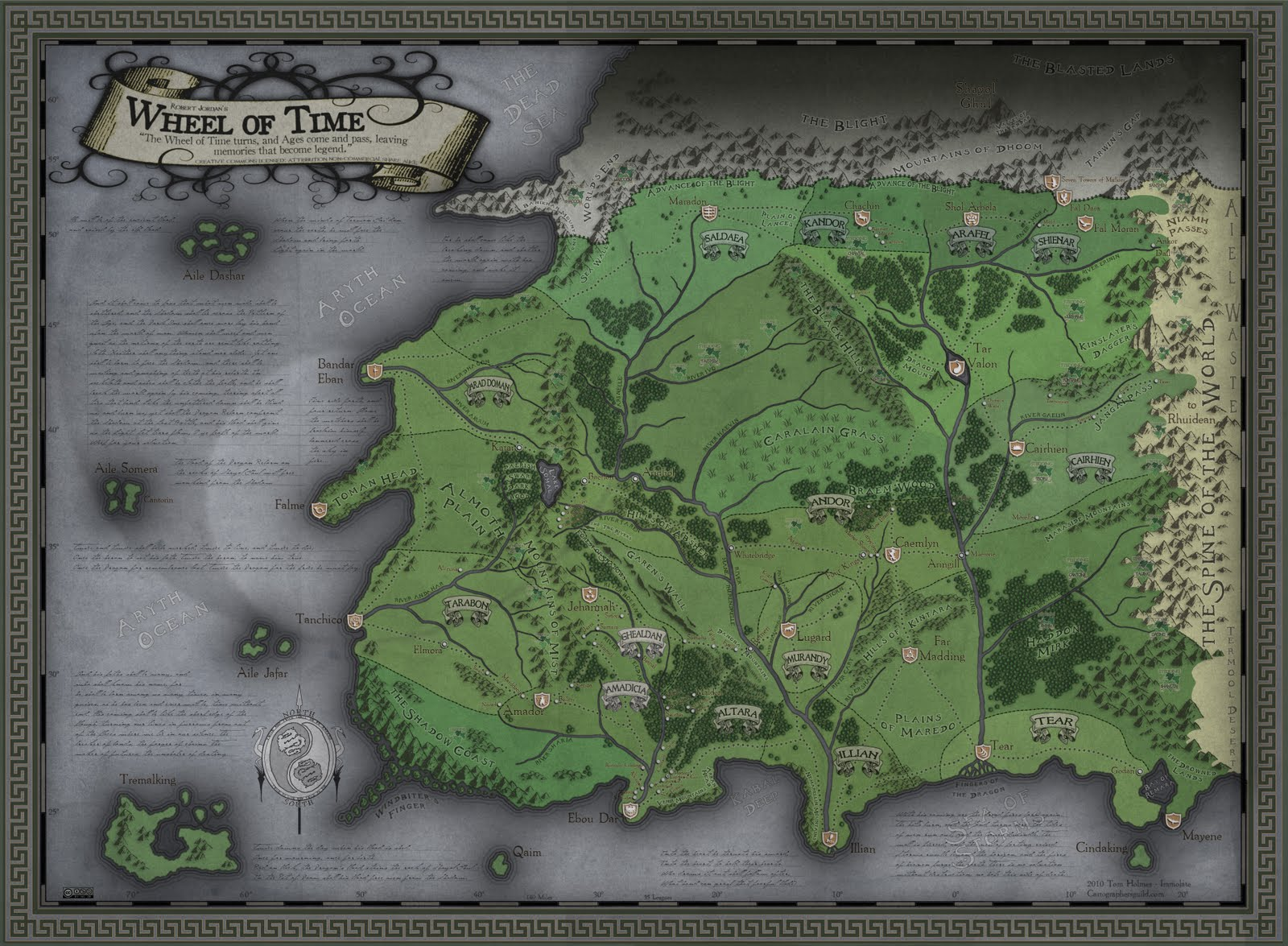 The Wertzone Maps glorious maps