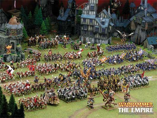 Hoby - maketarstvo - militarija Warhammer