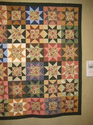 Chain of Squares Quilt Patterns - Simple, Easy Quilt Patterns