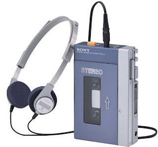 Walkman Sony TPS-L2