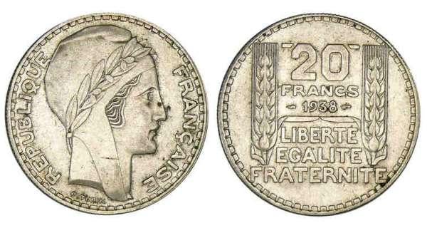 piece de monnaie la plus chere francaise