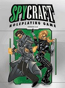 SpyCraft RPG