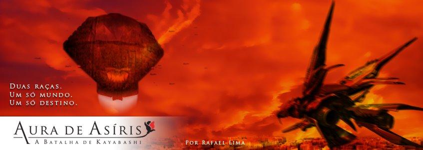 Aura de Asíris - A Batalha de Kayabashi