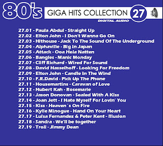 Giga Hits Collection 80s Vol 27