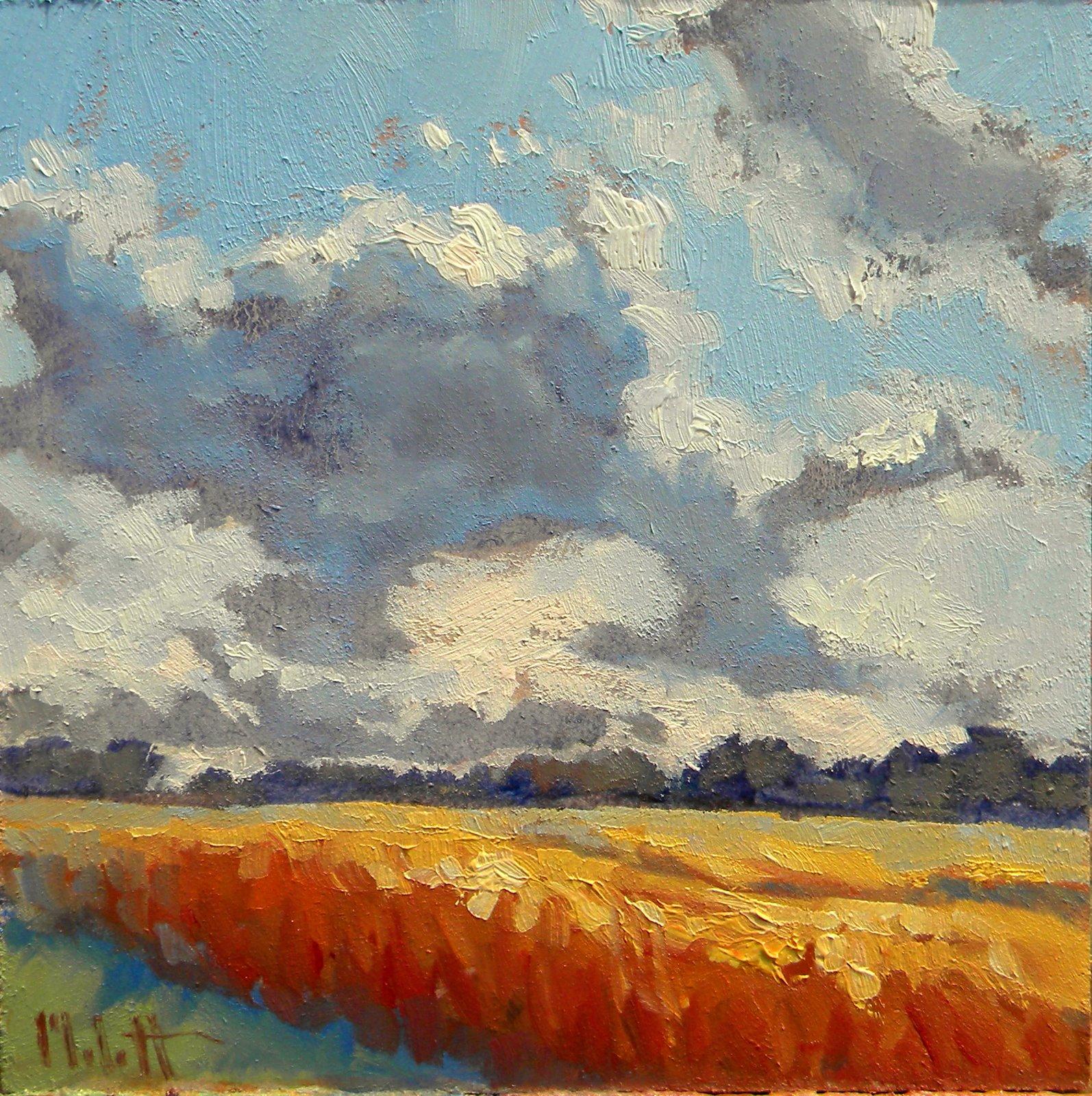 impressionism art landscape - photo #32