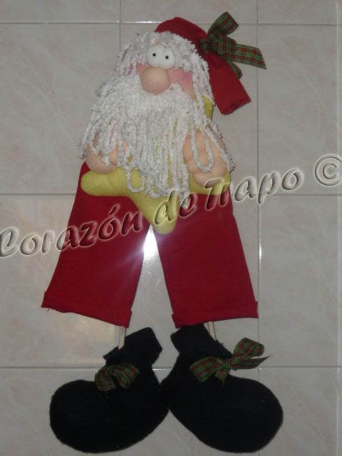 Papá Noel con estrella