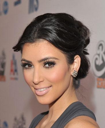 kim kardashian makeup looks. kim kardashian makeup storage