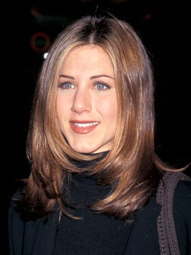 Jennifer Aniston Ugly Hair. Her hair jennifer aniston long
