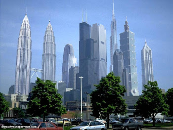 Bangunan Tertinggi Di Dunia